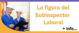 Oposiciones Subinspector Laboral: Escala de Seguridad y Salud Laboral